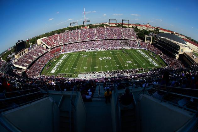 TCU Facing the Reality of Playing BCS-Level Teams Each Week