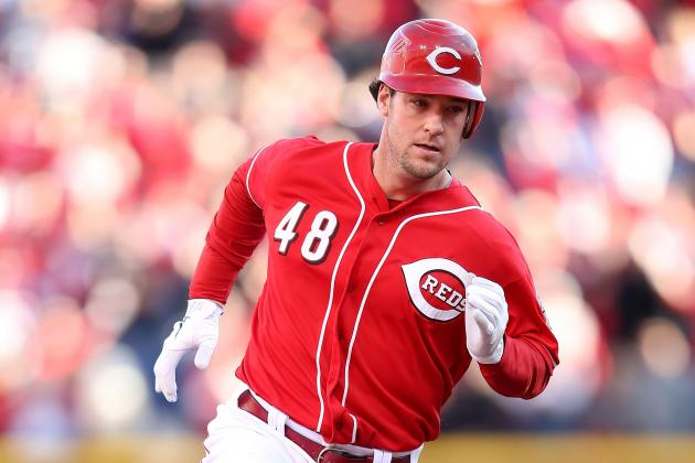 Cincinnati Reds' Ryan Ludwick and Ryan Madson Decline 2013 Options