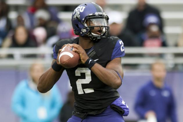 Trevone Boykin Will Start for TCU, Stansly Maponga to Return