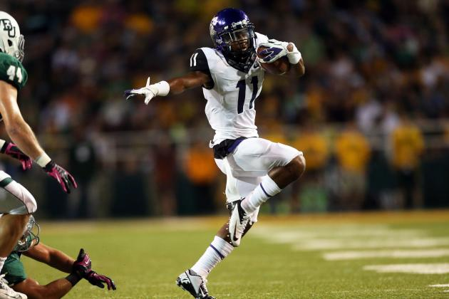 WVU Coach Dana Holgorsen Said TCU Stands out on Special Teams