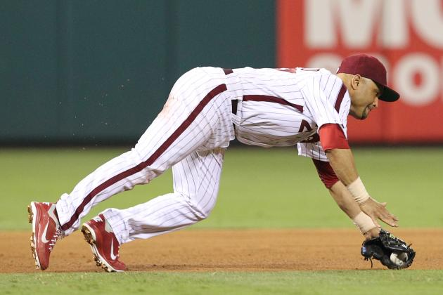 Inside the Phillies: For Phillies, Third Base Is a Problem