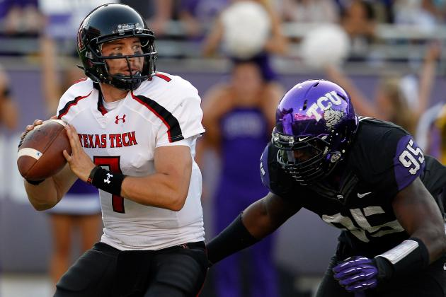 Stout Defense Assures TCU a Bowl Trip
