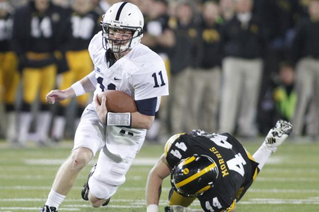 Penn State Offense Looks for Better Communication