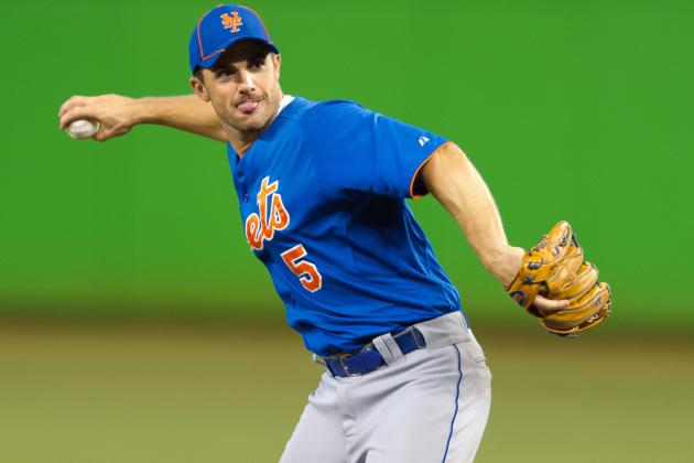 New York Mets Reportedly Pick Up Options on R.A. Dickey and David Wright