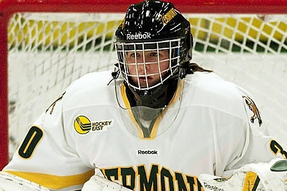 Kelci Lanthier Blanks McGill in 1-0 Triumph for Vermont