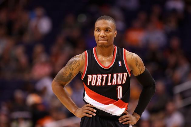 Portland Trail Blazers: Can Damian Lillard Challenge Anthony Davis for ROY?