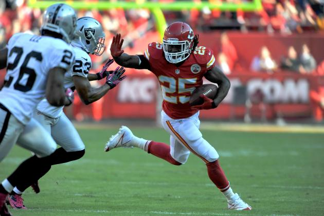 Why the Chiefs Must Feed Jamaal Charles to Upset the San Diego Chargers