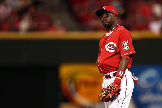 Reds Shut Out of Gold Glove Honors