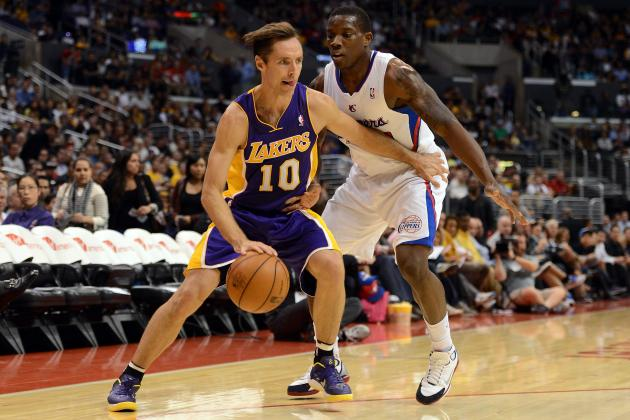Lakers News: Steve Nash's Injury Highlights Critics' Doubts of LA in 2012
