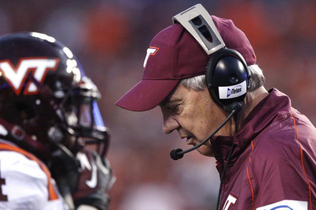 Virginia Tech's Beamer Responds to McShay's Criticism