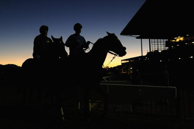 Breeders' Cup 2012: NBC Producer Rob Hyland Explains Racing Coverage