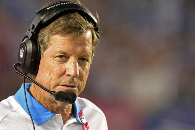 Chiefs vs Chargers: Is Norv Turner's Job on the Line This Thursday?