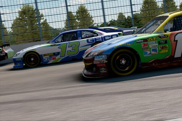 NASCAR Inside Line: Release Date, Features and Preview
