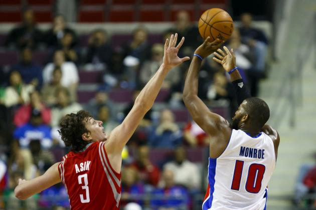 Detroit Pistons Brace for Life on the Road in Six-Game Western Conference Trip