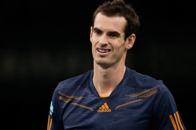 Murray Makes Shock Exit in Paris