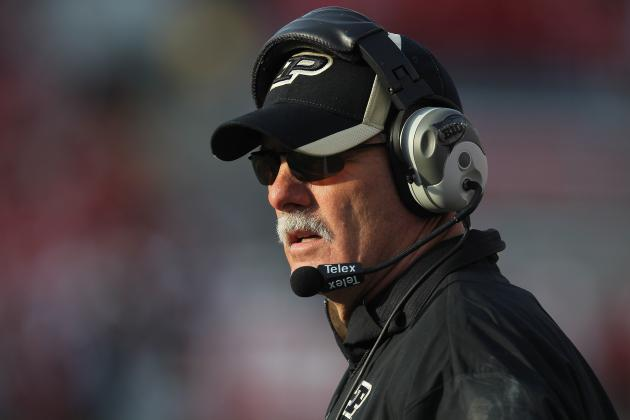 Purdue's Hope Not Affected by Job Status Rumors
