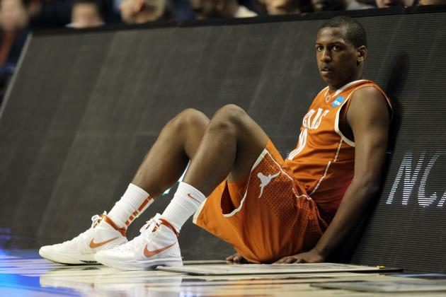 Backcourt Problem Dogging Texas