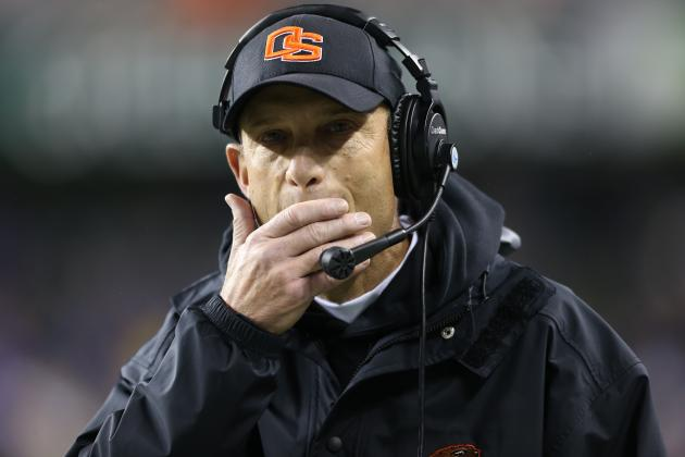 College Football Coach of the Year: Mike Riley Gets the Most out of His Team