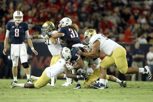 UCLA Football Looks to Extend Streak, Avoid Another Brawl with Arizona