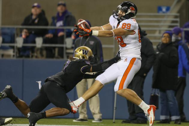 Still with Lofty Goals, Beavers Prepare for Arizona State