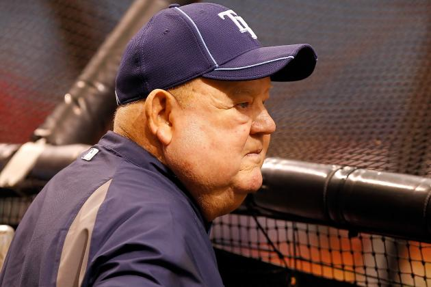 Zimmer to Remain with Rays for 2013