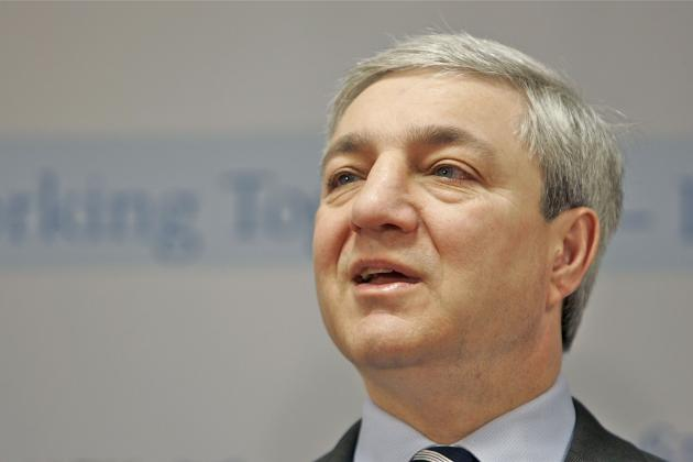 Graham Spanier Charged with Perjury, Obstruction of Justice in Sandusky Scandal
