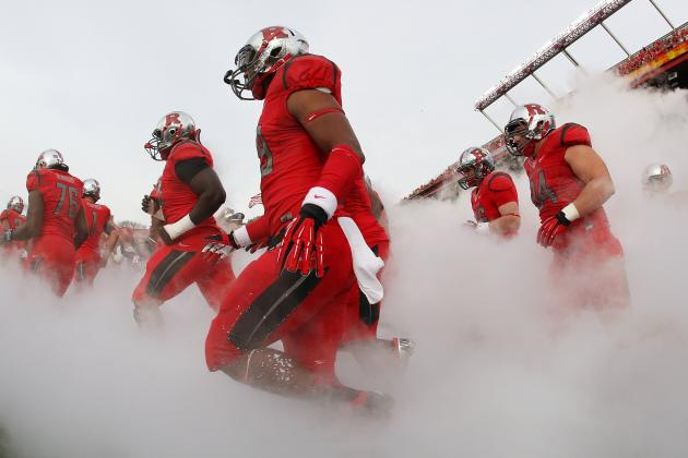 Rutgers Players from the Shore Area Feel the Pain of Hurricane Sandy