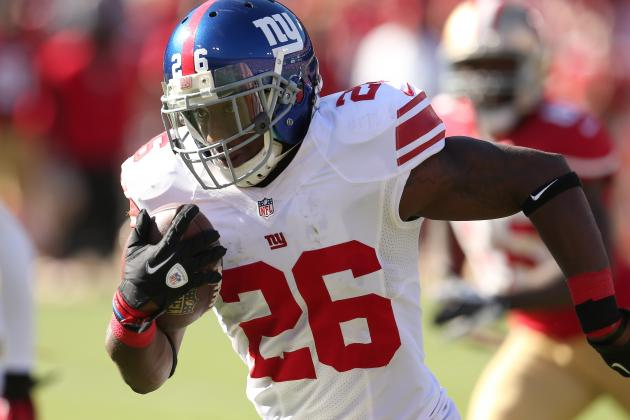 Giants' Antrel Rolle Returns to Practice, Chase Blackburn Still Sidelined