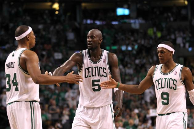 How Rajon Rondo Is Saving the Careers of Paul Pierce and Kevin Garnett