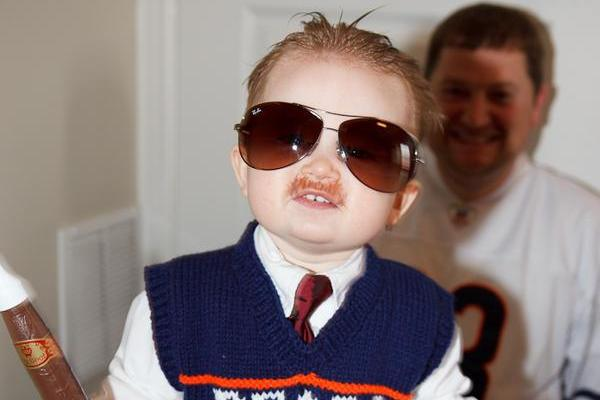 Baby Ditka Just Redefined Coach-Mocking Halloween Costume Game
