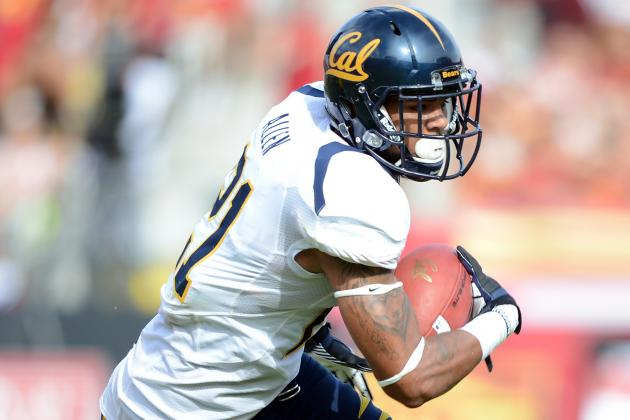 Cal Announces Keenan Allen Is Ruled Out vs. Washington