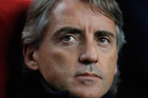 Manchester City's Roberto Mancini Was in Secret Talks to Join Monaco