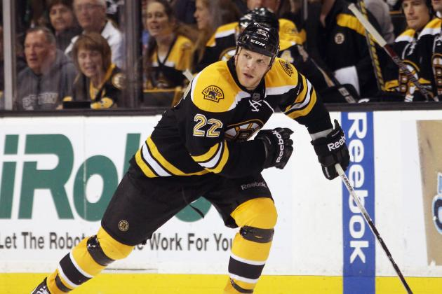 Bruins' Thornton Latest to Suggest Lockout Will End Career