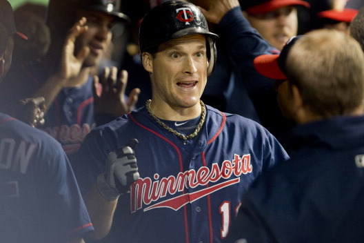 Willingham Named Twins MVP