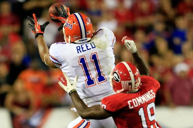 Gators Look to Solve Problem at Wide Receiver