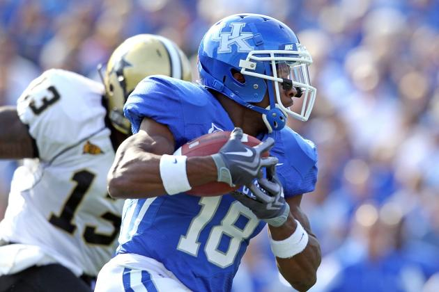 Kentucky Wildcats Football: Previewing Vanderbilt