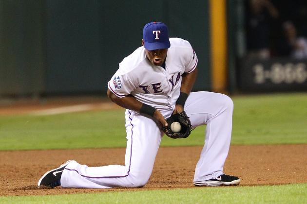 The Texas Rangers' Adrian Beltre Is a Hall of Famer