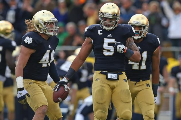 How Notre Dame Can Avoid Its Historical Flop Against Lesser Teams