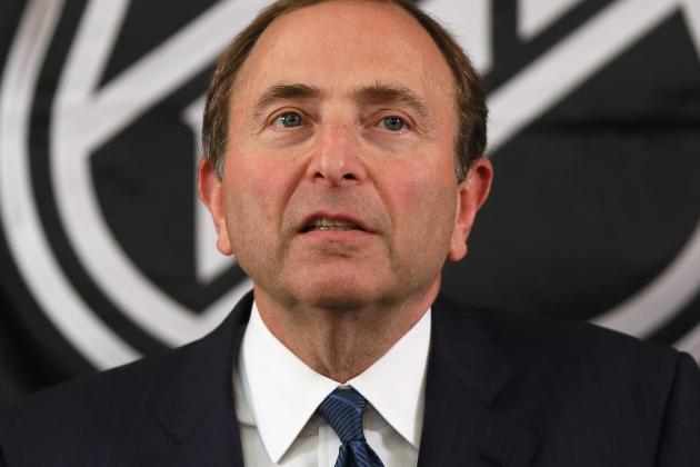 NHL Lockout: Could This Be Gary Bettman's Swan Song as NHL Commissioner?