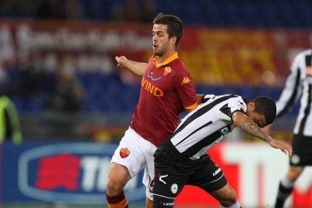 Pjanic on Inter Radar