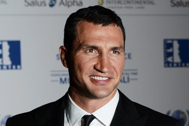 Wladimir Klitschko Offered 5 Million Euros to Face Marco Huck