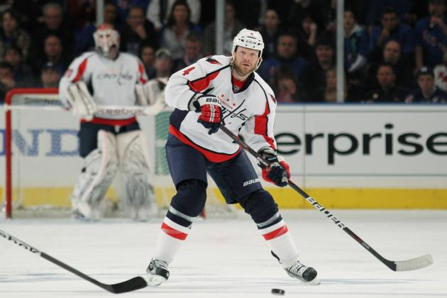 Caps' Karl Alzner, John Erskine Won't Let NHL Lockout Put a Damper on Movember