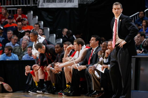 Terps' Starting Lineup Still Uncertain, Mark Turgeon Says
