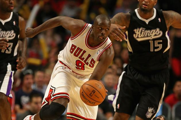 Breaking Down Luol Deng's Role in the Offense Without Derrick Rose