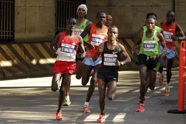 New York Marathon 2012: Latest Weather and Route Updates for This Year's Race