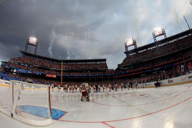 NHL to Cancel Winter Classic