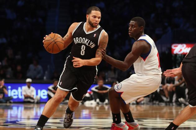 Why Deron Williams' Bone Spurs Won't Slow Down Brooklyn Nets Hype