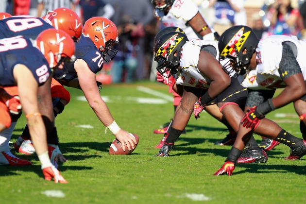 Maryland Is Down to a Linebacker and a Tight End as Its Quarterbacks