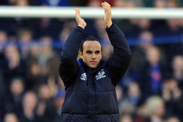 Landon Donovan's Everton Love Affair: From the MLS to the EPL