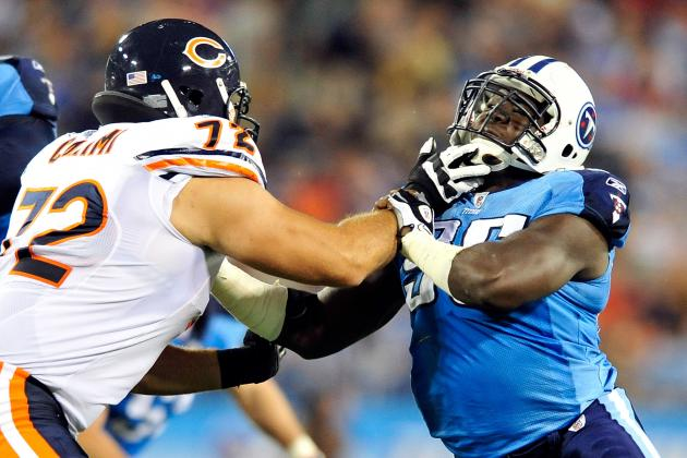 Bears vs. Titans: Spread Info, Line and Predictions